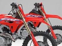 ホンダ CRF450R CRF450RX 2022年モデル メイン