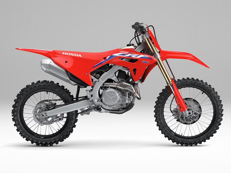 ホンダ CRF450R CRF450RX 2022年モデル 記事1