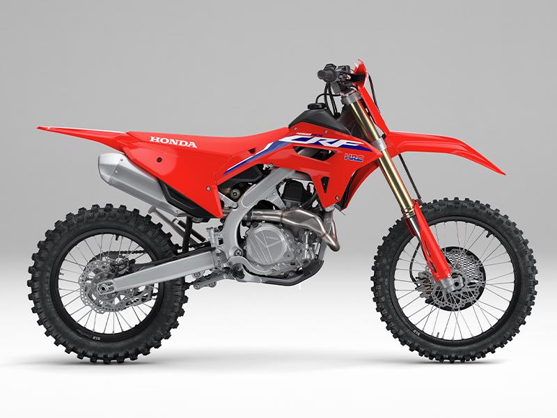 ホンダ CRF450R CRF450RX 2022年モデル 記事2