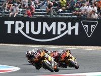 【トライアンフ】Moto2(TM)クラスへのエンジン供給を2024年まで継続 メイン