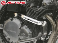 フレーム剛性アップ! アクティブのホンダ CB1100 シリーズ用「サブフレーム」が再販決定 メイン