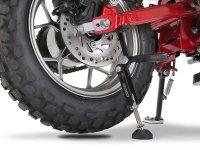 ミニバイクのチェーンメンテナンスに便利な「C5020 スイングアームリフトスタンドミニ」がダートフリークから発売 メイン