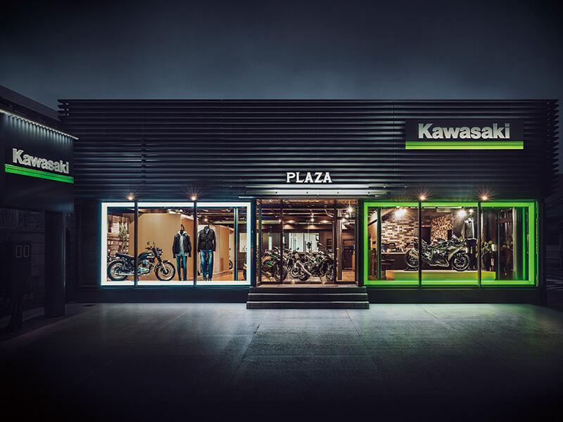 【カワサキ】豊橋市に愛知県7店舗目のカワサキブランド専門店「カワサキ プラザ豊橋」が10/1グランドオープン メイン
