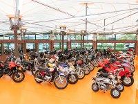 バイクオークションの現場を見学できる!「BDS 柏の杜会場見学ツアー」が9月よりスタート メイン