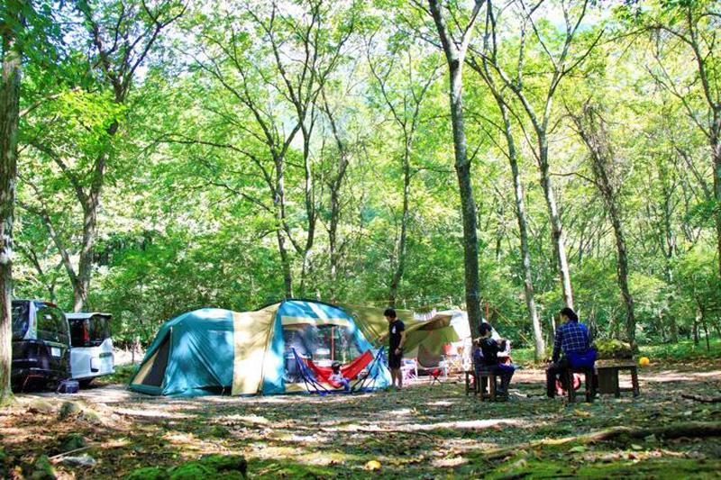キャンプサイト「CAMP AKAIKE」フリーサイトで32時間滞在可能なプランをスタート 記事1