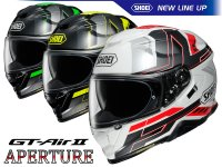 ショウエイ GT-Air II のグラフィックモデル「GT-Air II APERTURE」が12月に発売予定 メイン