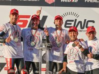 【スズキ】ワークスチーム「ヨシムラ SERT Motul」が FIM 世界耐久選手権で年間チャンピオンを獲得 サムネイル