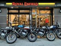 神戸市に「ROYAL ENFIELD /MUTT Motorcycles 神戸ショールーム」がオープン メイン
