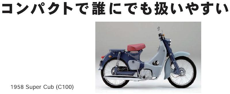 CAMSHOP.JP「スーパーカブTシャツ」記事01