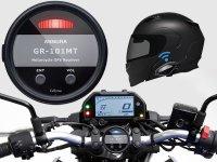 光と音で取締りポイントを知らせてくれる!「オートバイ専用 GPSレシーバー GR-101MT」がセルスター工業より発売 メイン